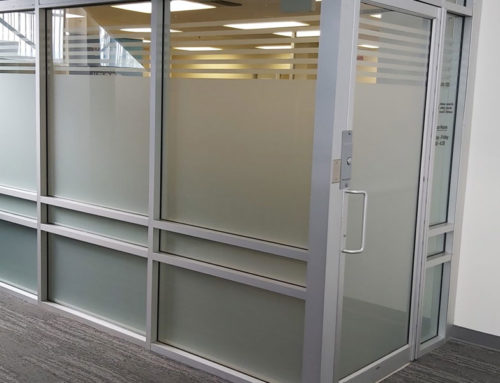 4 Benefits of Frosted Window Film